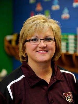 Webster County schools superintendent Rachel Yarbrough.