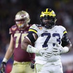 How Michigan's Maurice Hurst went from backup DT to NFL prospect