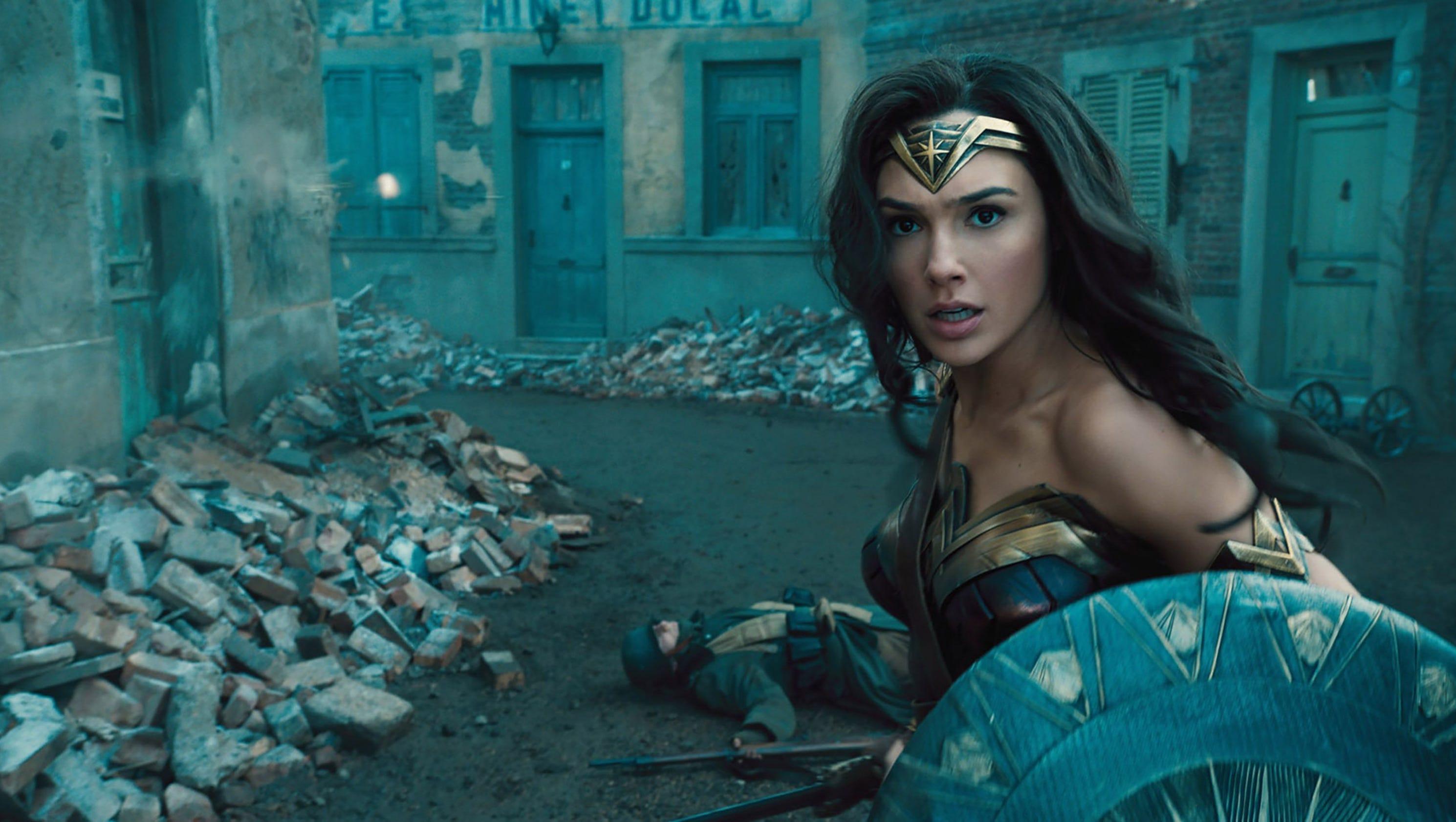 Xxx Wonder Woman 15