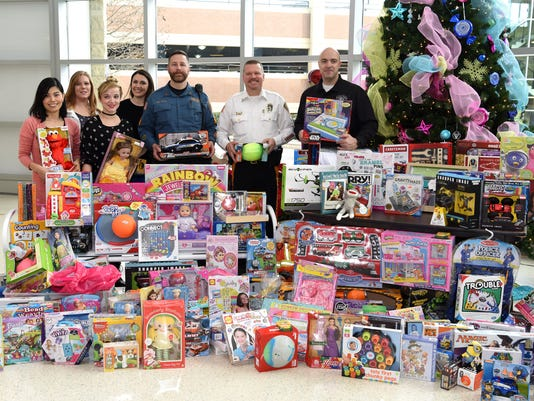 SRPD Toy Drive