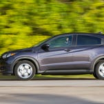 First Look: Honda breaks into the subcompact SUV market with the HR-V