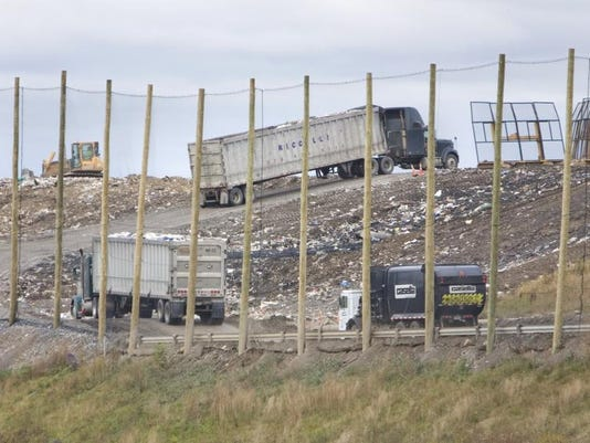 Engineers cite odor causes, solutions for Ontario County landfill