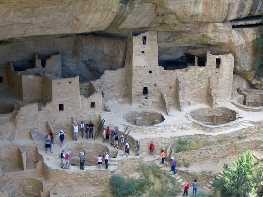 Ancient Pueblo Mystery