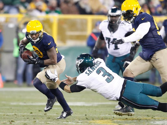 SPORTS FBN-EAGLES-PACKERS 1 PH