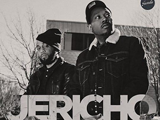 """Jericho Jackson's """"Khrysis & Elzhi Are Jericho Jackson"""""""
