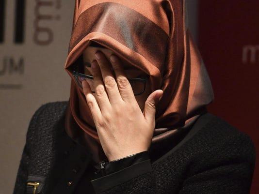 Britain Saudi Arabia Writer Killed