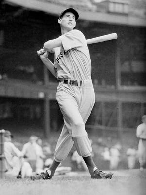 Viera resident Dave Bonnar channeled Ted Williams when his high school team played at Fenway Park.