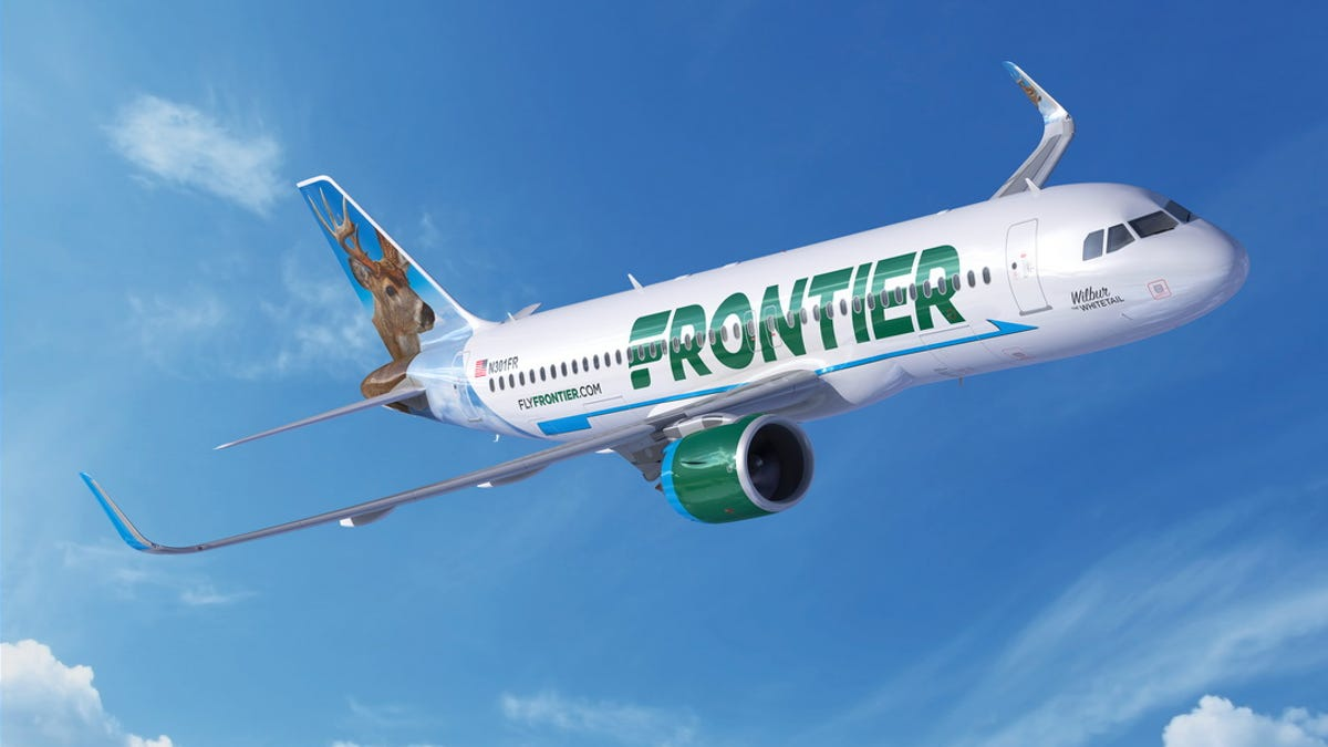 frontier airlines glitch email to passengers warns of flight changes frontier airlines glitch email to
