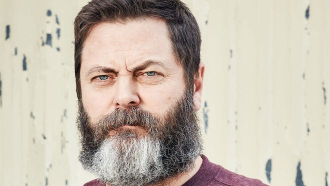 Nick Offerman will headline the Laughing Matters fundraiser for Cancer Support Community on April 20, 2019.