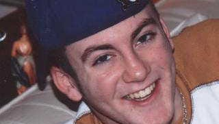 Brandon Berman, 19, of New City, N.Y., died when the car he was riding in struck a guardrail and flipped over in July 2008. An appeals court cleared the driver, Brittany Lahm, of negligence in the crash on Monday, Nov. 25, 2013.