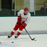 Conditioning, patience key for Red Wings' Dylan Sadowy's second year