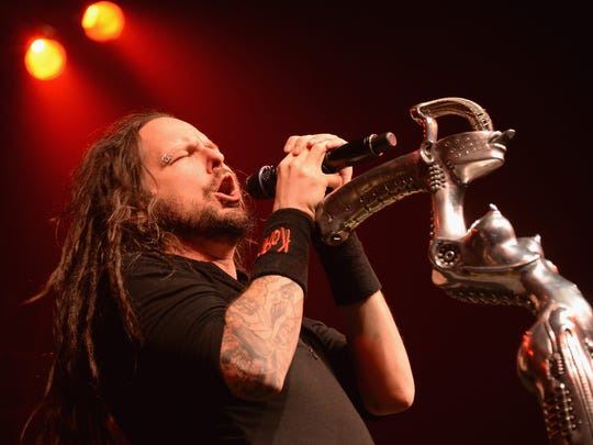 Korn with special guest Stone Sour will perform at 6 p.m. at the Isleta Amphitheater in Albuquerque.