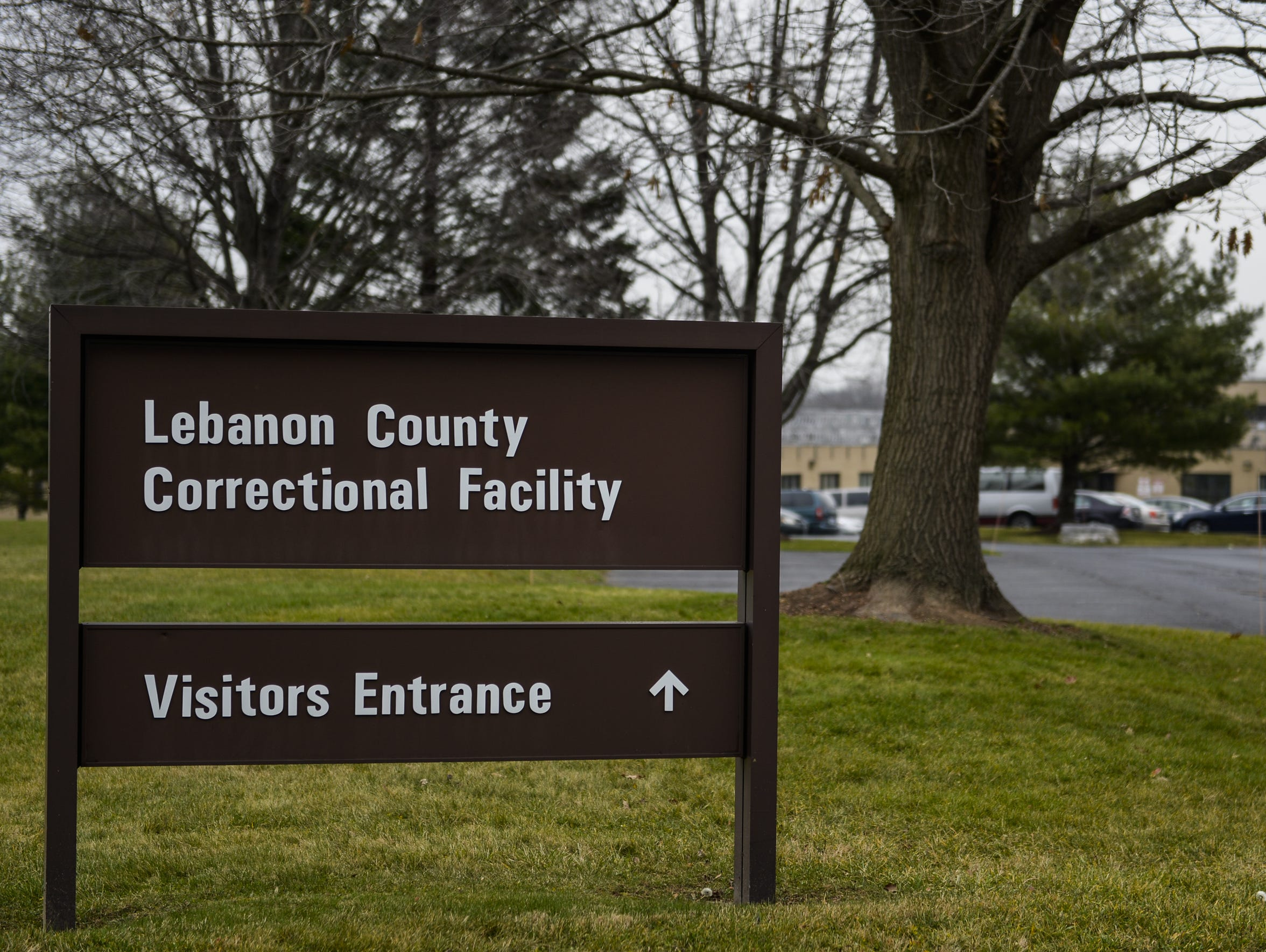 The Lebanon County Correctional Facility is on East