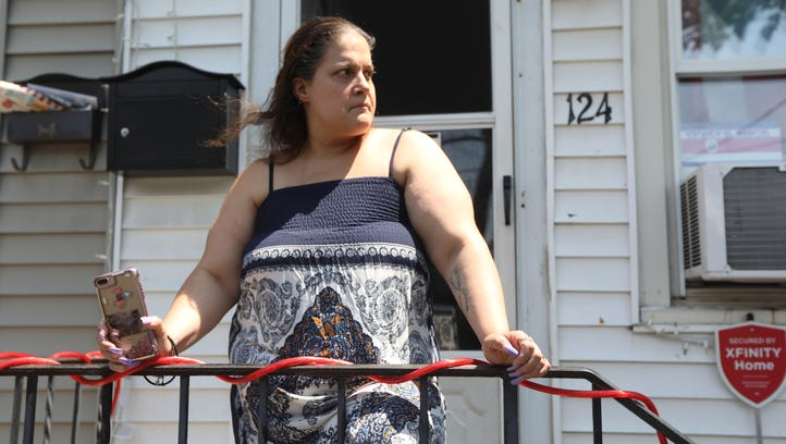 Marisol Fuentes was awakened by the gunfire that erupted