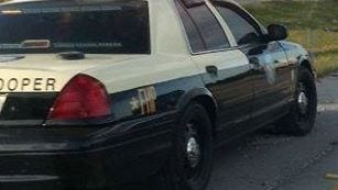 Florida Highway Patrol cruiser.