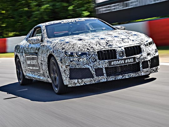 The BMW M8 is the icing on the cake of the sporty BMW