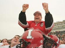 Former IU football coach Bill Mallory, 82, dies