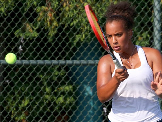 Nicolet Girls Tennis vs Whitefish Bay