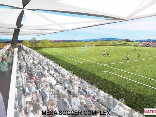 Mesa sports complex