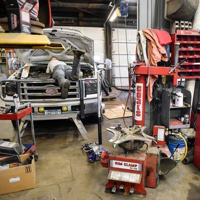 Spark: Automotive technicians and mechanices