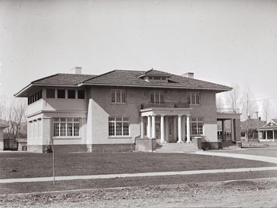 The Forney Mansion, at 309 S. Grant Ave., was the longtime home of J.D. Forney and his family.