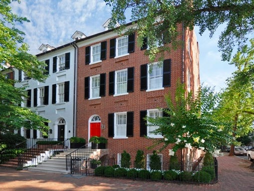 see the most expensive homes for sale in dc md va