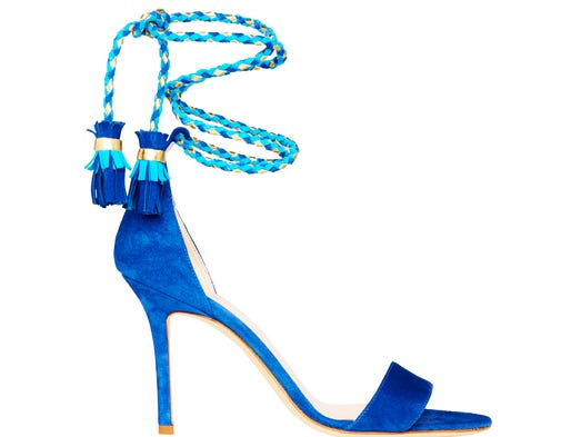"1. ""Inez"" heels $328, Kate Spade, Ridgewood, The Shops"