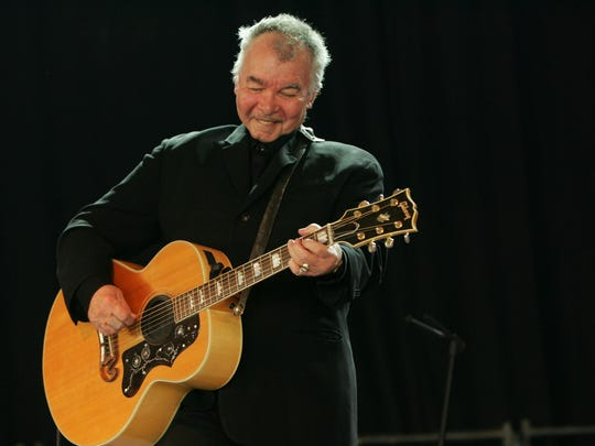 John Prine will perform at the Americana Music Festival.