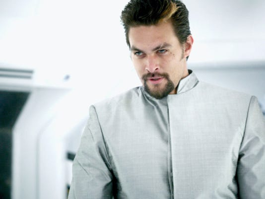 "A security program that has come to think it's human (Jason Momoa) threatens the lives of a group of hackers trying to ""debug"" the computers of a derelict spaceship. Submitted"