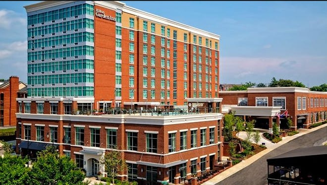 The Hilton Garden Inn Nashville Downtown/Convention Center has a new owner.