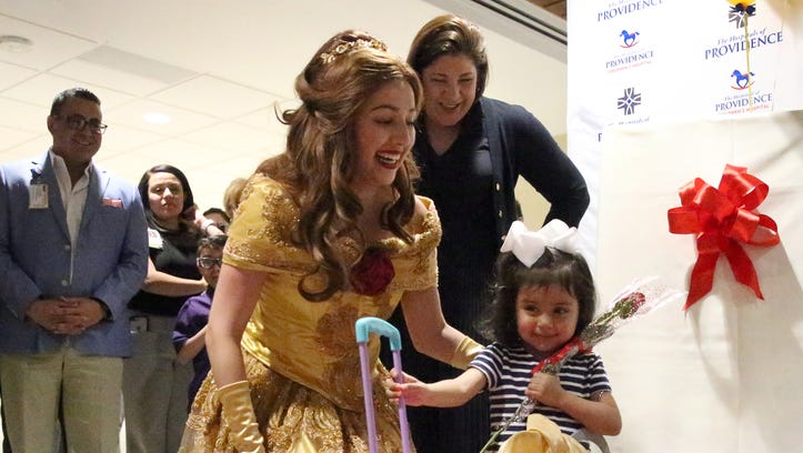 3-year-old from El Paso gets Disney World trip from Make-A-Wish after liver transplant