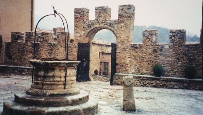 Castle in Italy.