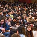 Hamilton Education Program brings 2,700 Arizona students to ASU Gammage
