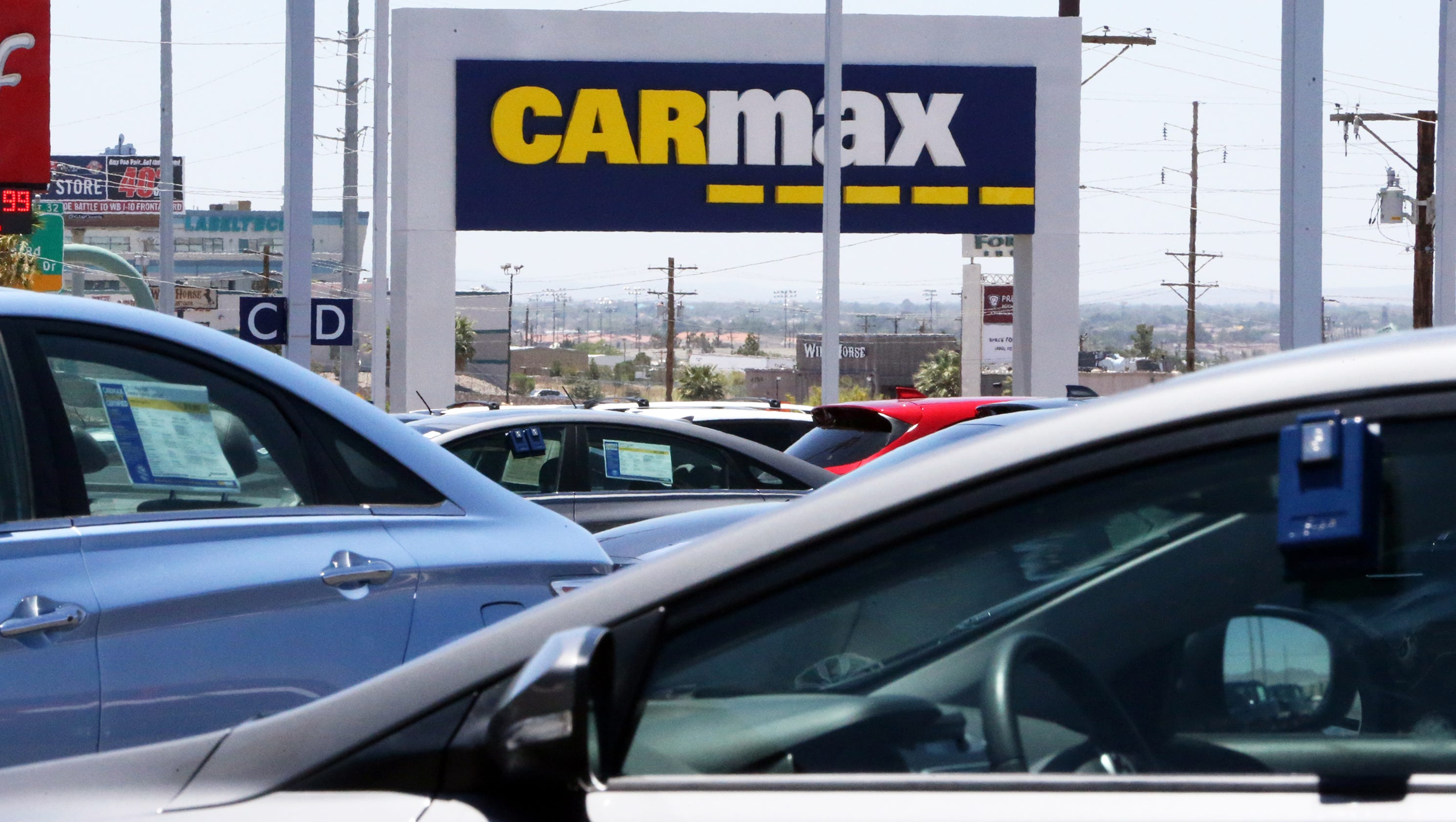 Carmax El Paso Used Cars