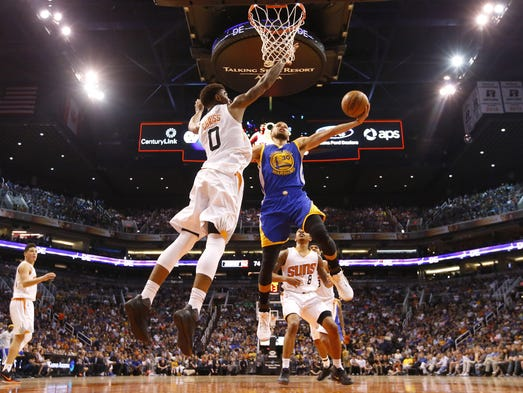 Warriors Vs Suns Facebook: Stephen Curry, Warriors Send Suns To 13th Straight Loss