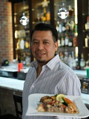 Chef Norberto Garita's two restaurants, La Noria Bistro and El Barzon, will participate in Detroit Restaurant Week.