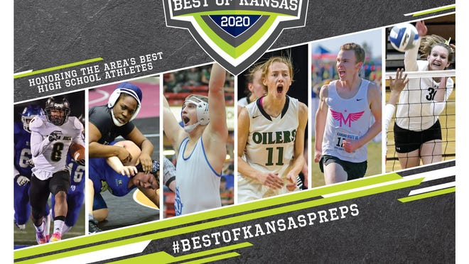 Find the Best of Kansas Preps commemorative section inside the Sunday Topeka Capital-Journal and at CJOnline.com.