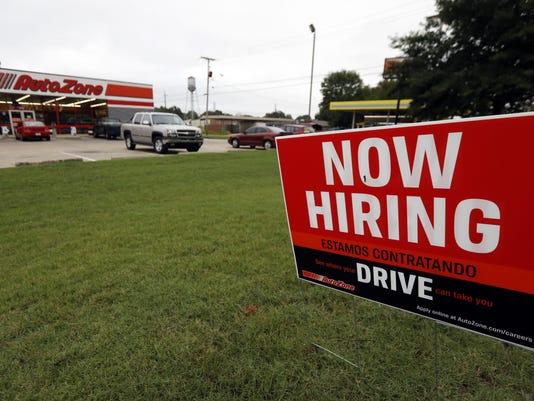 Job Market-More Room to Run