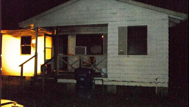 A 52-year-old DeRidder man died early Tuesday in a fire at his home, according to the Louisiana State Fire Marshal's Office.