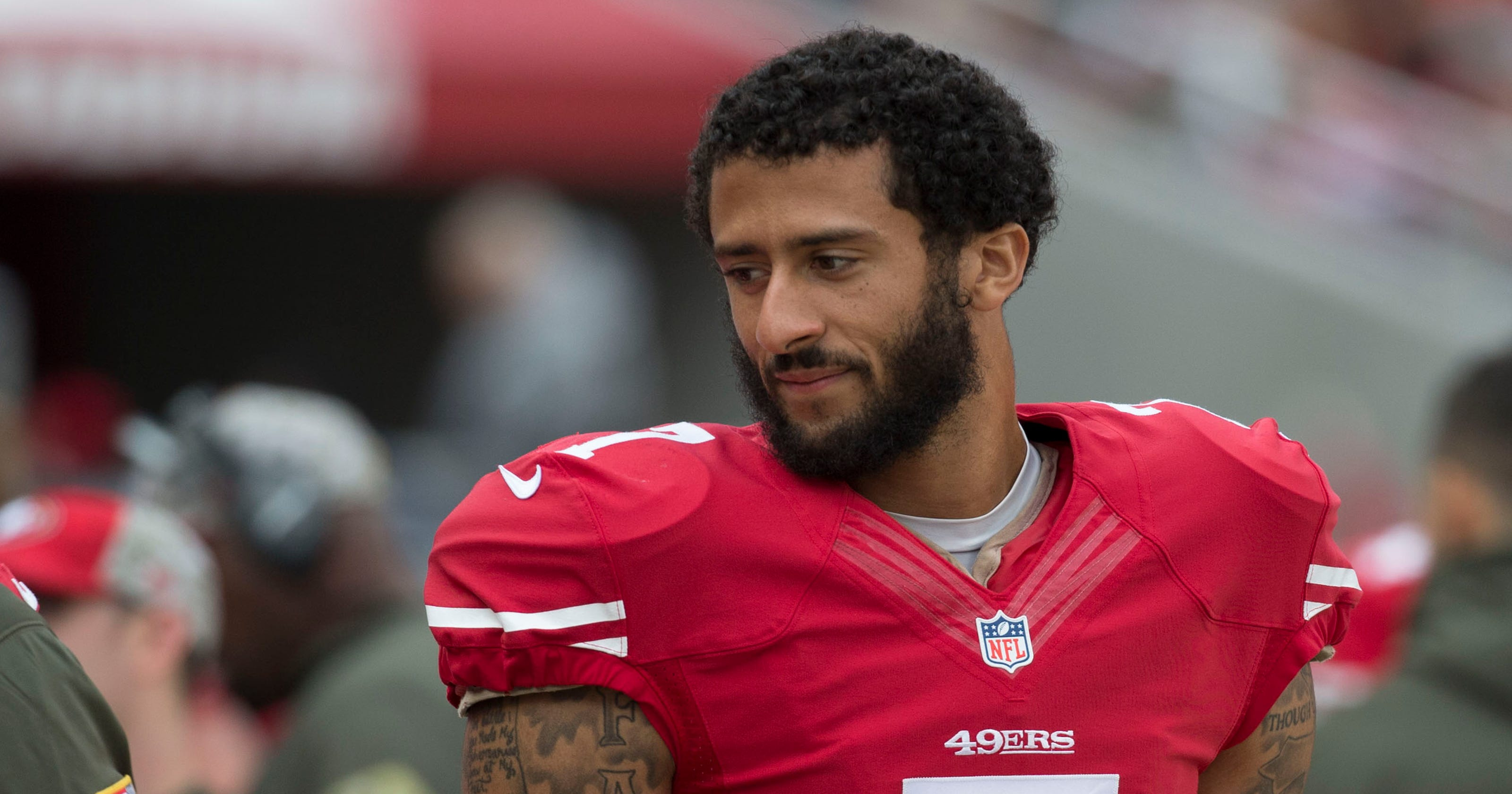 b4d6be9975c Will 49ers QB Colin Kaepernick s protest of national anthem wind up  mattering