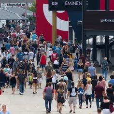 Summerfest in Milwaukee reports lowest attendance in at least 25 years