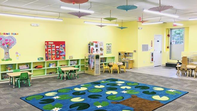 Bear Cub Mandarin Immersion Preschool Academy's new facility.