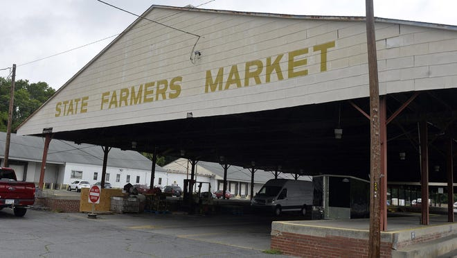 Rep. Carl Gilliard is pushing legislation meant to help state farmers markets.