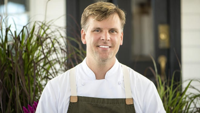 Executive Chef Christopher Albrecht of The Ryland Inn in Whitehouse Station will prepare a meal at The James Beard House in New York City next month.