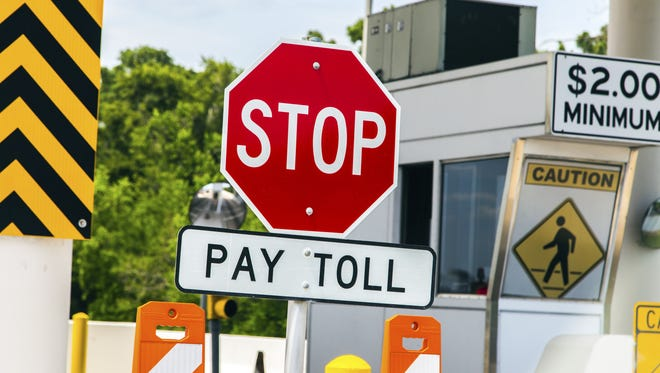 Many motorists haven't bothered with a transponder and continue to fumble for loose change when they encounter a toll booth.