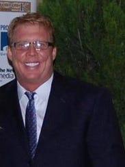 Joel Moroney, candidate for Ward 5.