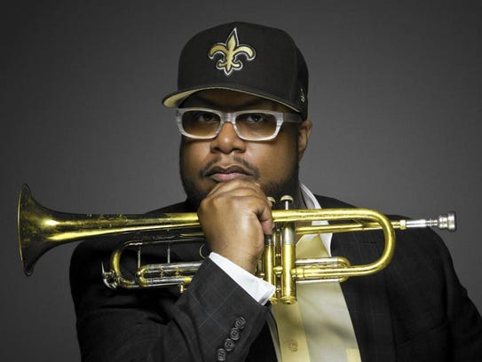 """Trumpeter Nicholas Payton's latest is the two-CD set for """"Afro-Caribbean Mixtape."""""""