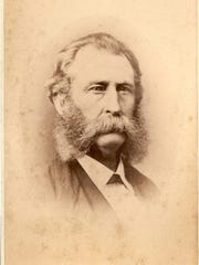 A post Civil war photograph of Joseph Alexander Mabry