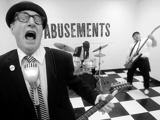 Abusements is a Montgomery original music punk rock band.