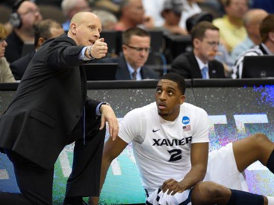 NCAA Basketball: NCAA Tournament-3rd Round-Xavier vs Georgia State